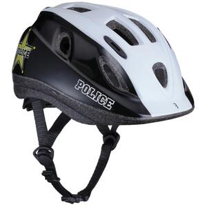 BBB Boogy BHE-37 Helm Kinder weiß/schwarz weiß/schwarz