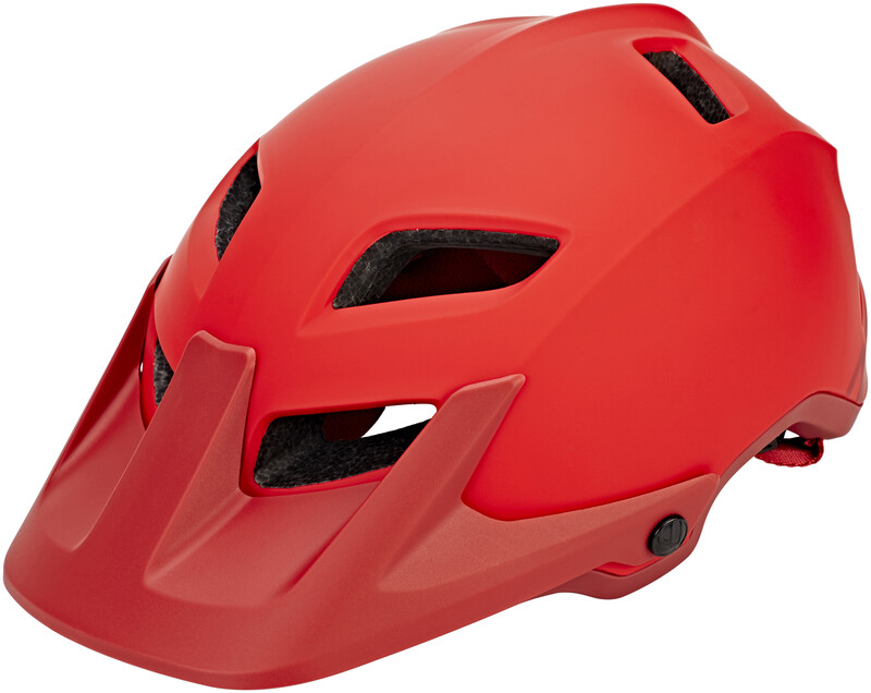 BBB Ore BHE-58 Helm rot matt M 2018 Fahrradhelme