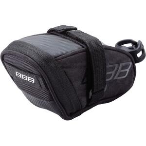 BBB SpeedPack BSB-33S Satteltasche Small schwarz schwarz