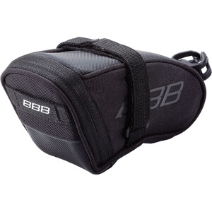BBB SpeedPack BSB-33M Satteltasche Medium schwarz schwarz
