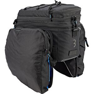 BBB TrunckPack BSB-133 Tasche für Gepackträger schwarz schwarz