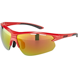 BBB Impulse BSG-52 Sportbrille rot glanz rot glanz