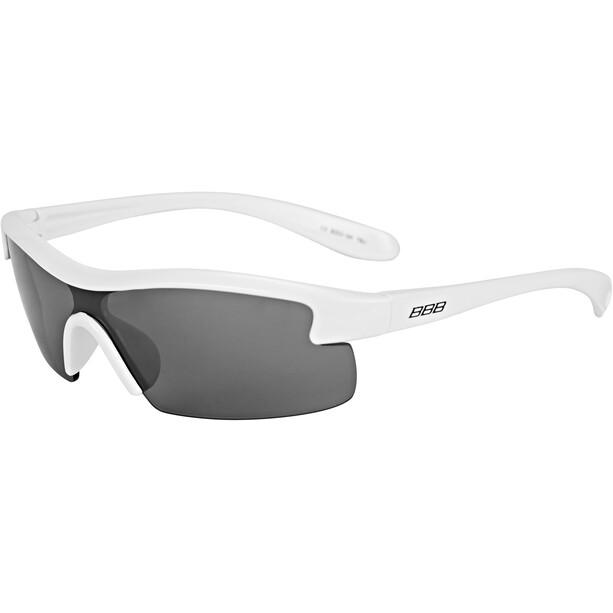 BBB Kids BSG-54 Sportbrille Kinder weiß glanz