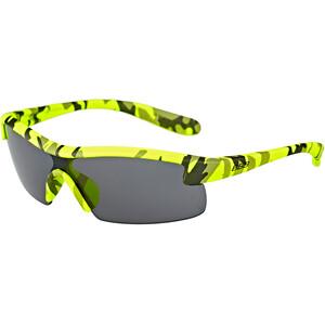 BBB Kids BSG-54 Sportbrille Kinder camouflage matt neon gelb camouflage matt neon gelb