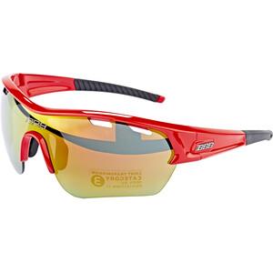 BBB Select XL BSG-55XL Sportbrille rot glanz rot glanz