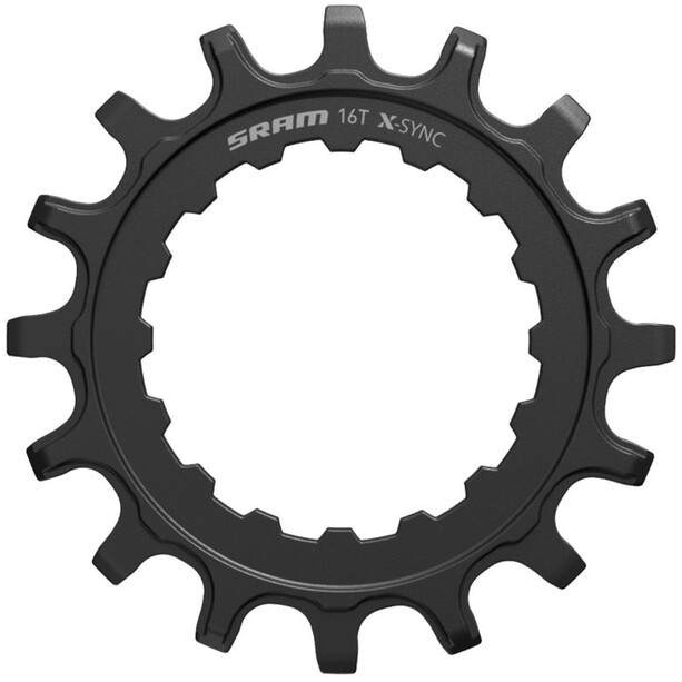 SRAM X-Sync E-MTB Chainring Single for Bosch drives black