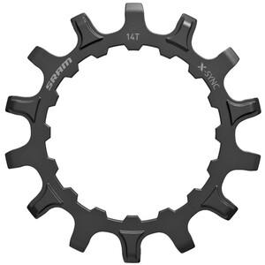 SRAM X-Sync E-MTB Kettenblatt 1-fach für Bosch Antriebe schwarz schwarz