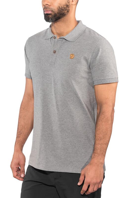 Fjällräven Övik Polo Shirt Herren grey Poloshirts XL 81511-020-XL