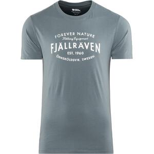 Fjällräven Est. 1960 T-Shirt Homme, gris gris