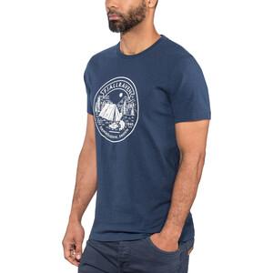 Fjällräven Trekking Equipment T-Shirt Herren dark navy dark navy