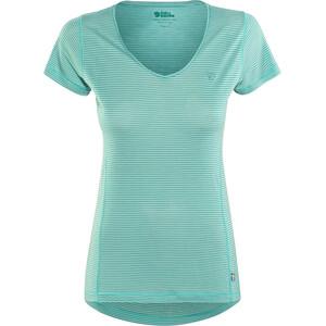 Fjällräven Abisko Cool T-Shirt Damen petrol petrol