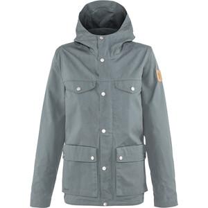 Fjällräven Greenland Jacke Damen grau grau