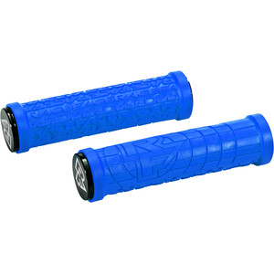 Race Face Grippler Lock-On Grips blue blue