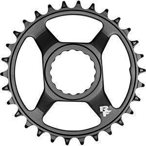Race Face DM Cinch Steel Chainring 10/11/12 speed ブラック