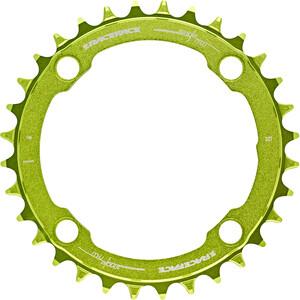 Race Face Narrow Wide Kettenblatt 4-Loch 10/11/12-fach grün grün