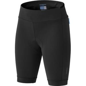 Shimano Shorts Women Dame black black