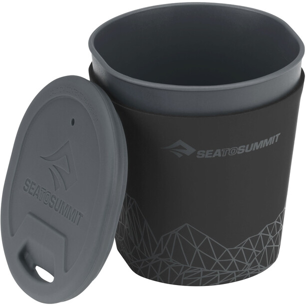 Sea to Summit Delta Light Insulated Mug grey