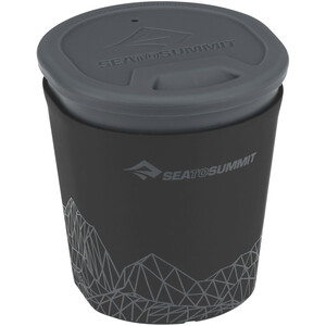 Sea to Summit Delta Light Insulated Mug grey grey
