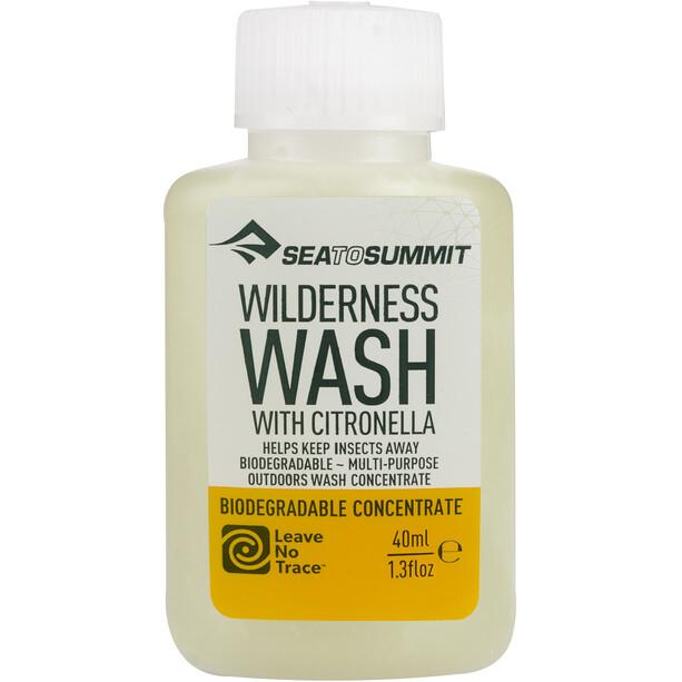 Sea to Summit Wilderness Wash with Citronella 40ml