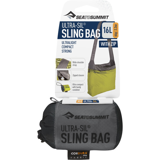 Sea to Summit Ultra-Sil Sling Bag black