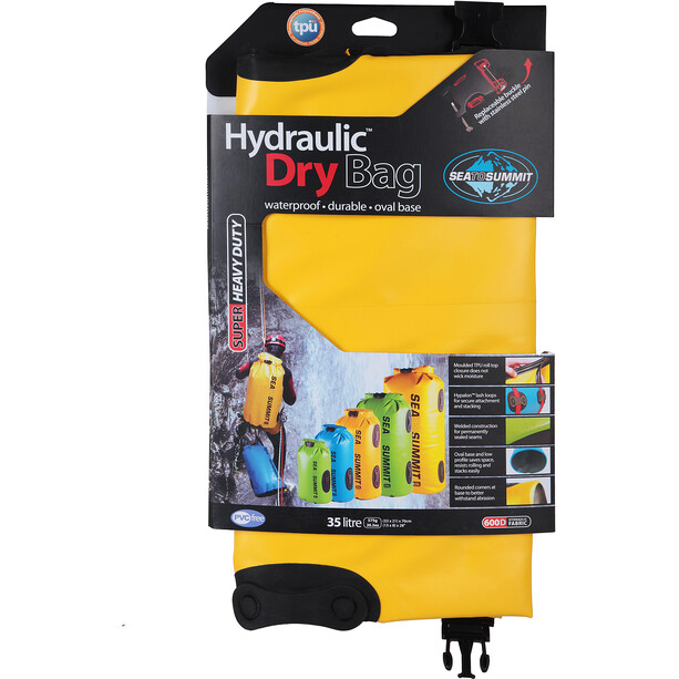 Sea to Summit Hydraulic Dry Bag 35l yellow