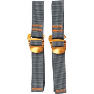 Sea to Summit Tie Down tilbehør stropp med krok 20mm 1m Grå/Gul Grå/Gul