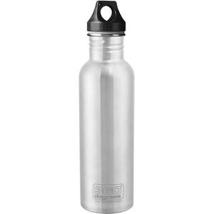 360° degrees Stainless Drink Bottle 750ml steel steel