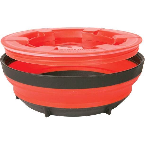 Sea to Summit X-Seal & Go Lebensmittelbehälter X-Large red