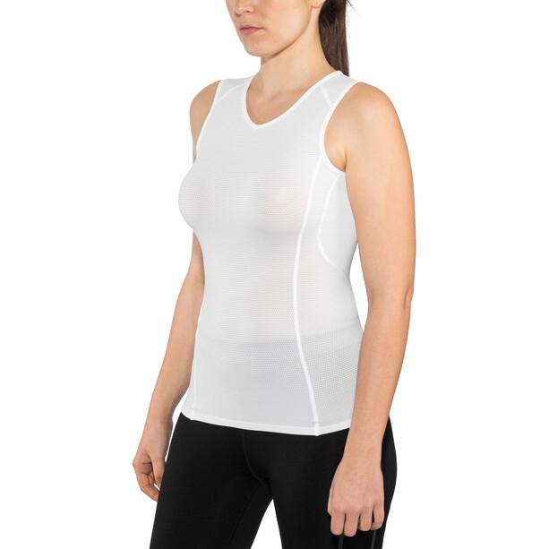 GORE WEAR M Base Layer Sleeveless Top Women white
