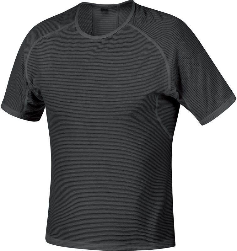 GORE WEAR M Base Layer Shirt Men black XXL 2019 Accessoires