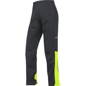 GORE WEAR C3 Gore-Tex Active Pants Herr black/neon yellow black/neon yellow