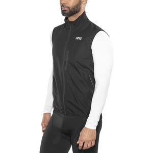 GORE WEAR C3 Gore Windstopper Light Weste Herren black black