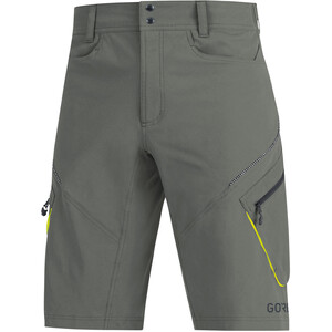 GORE WEAR C3 Trail Shorts Herren castor grey castor grey