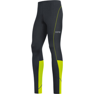 GORE WEAR R3 Collant Homme, black/neon yellow black/neon yellow