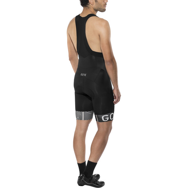 GORE WEAR C5 Optiline Trägershorts Herren black/white