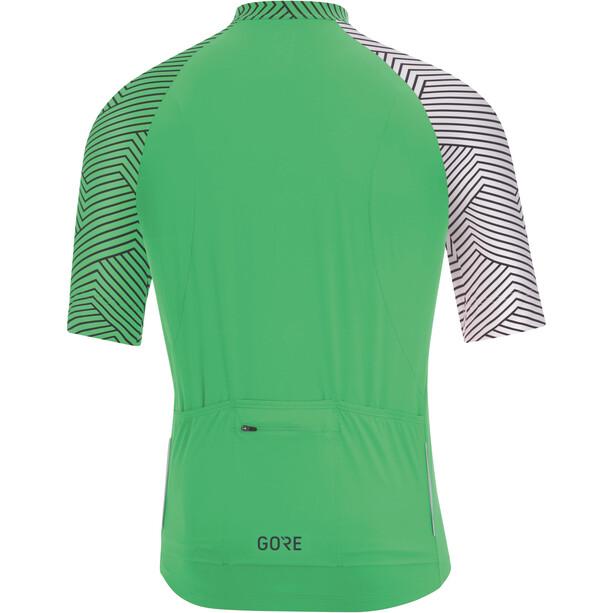 GORE WEAR C5 Optiline Trikot Herren desert green/white