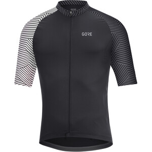 GORE WEAR C5 Optiline Trikot Herren black/white black/white