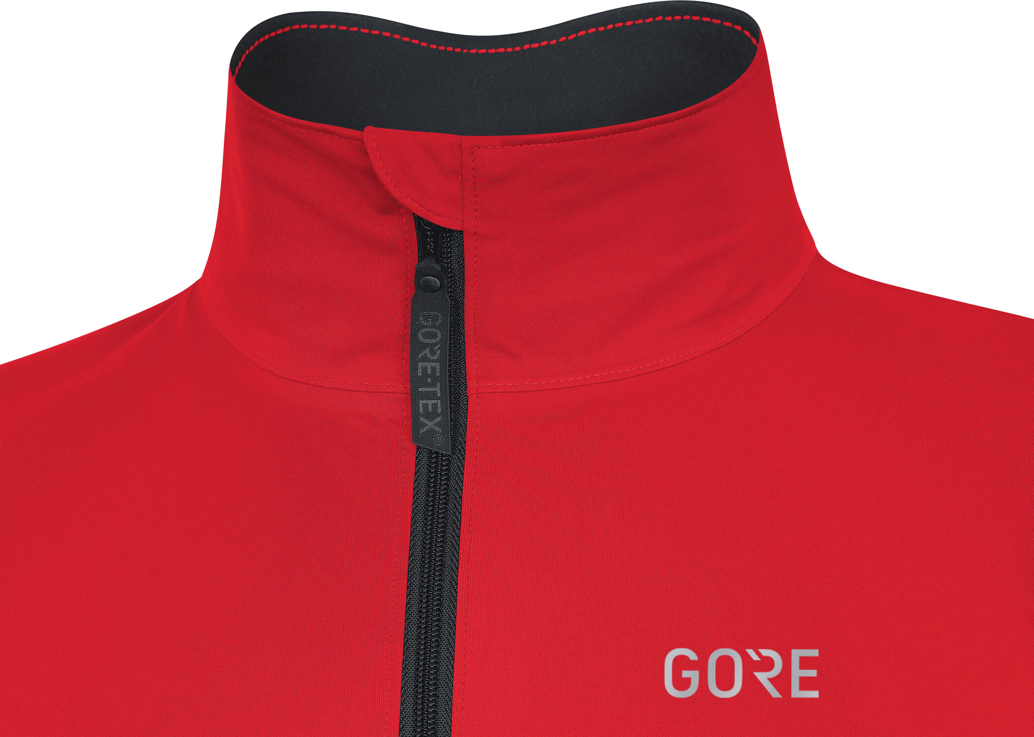 GORE WEAR C5 Gore Tex Active Jacket Herr redblack