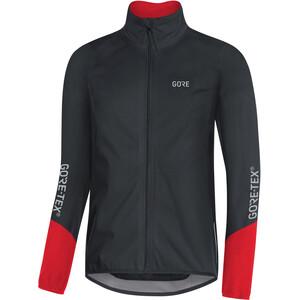 GORE WEAR C5 Gore-Tex Active Jacket Herr black/red black/red