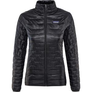 Patagonia Micro Puff Jacke Damen schwarz schwarz