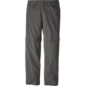 Patagonia Quandary Zip-Off Hose Herren forge grey forge grey