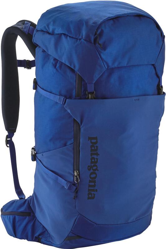 Patagonia Nine Trails Pack 36l viking blue Trekking- & Wanderrucksäcke L/XL 48430-VIK-L
