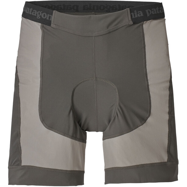 Patagonia Dirt Craft Bike Shorts Dam heritage lines: pesto