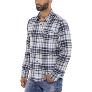 Patagonia LW Fjord Flannel Shirt Herr rootsy: classic navy rootsy: classic navy