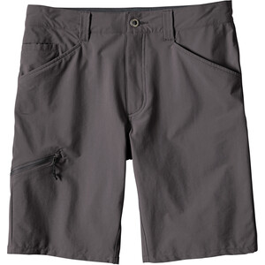 """Patagonia Quandary Shorts 10"""" Herr forge grey forge grey"""
