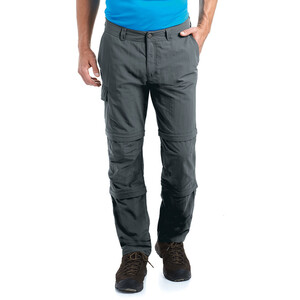 Maier Sports Saale Triple Zip-Off Hose Herren graphite graphite