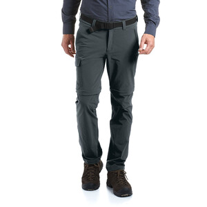 Maier Sports Torid Slim Zip-Off Hose Herren graphite graphite