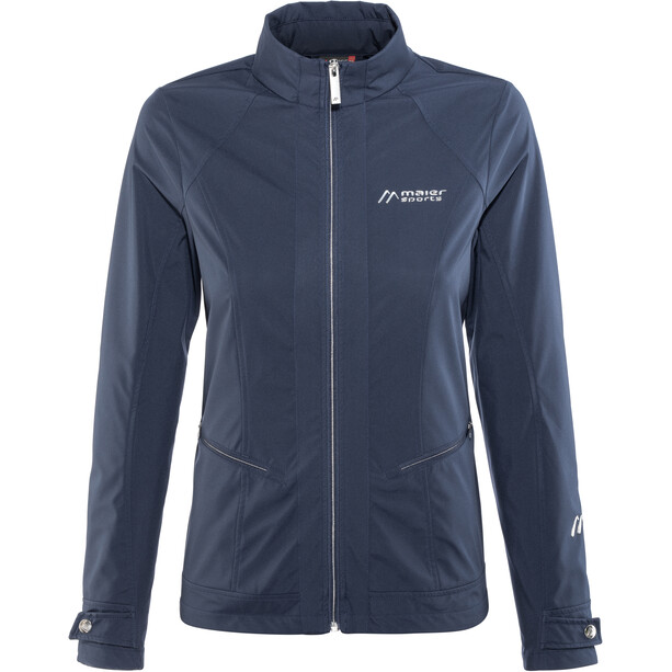 Maier Sports Borosa Softshell Jacke Damen aviator