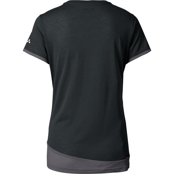 VAUDE Sveit T-shirt Dam black
