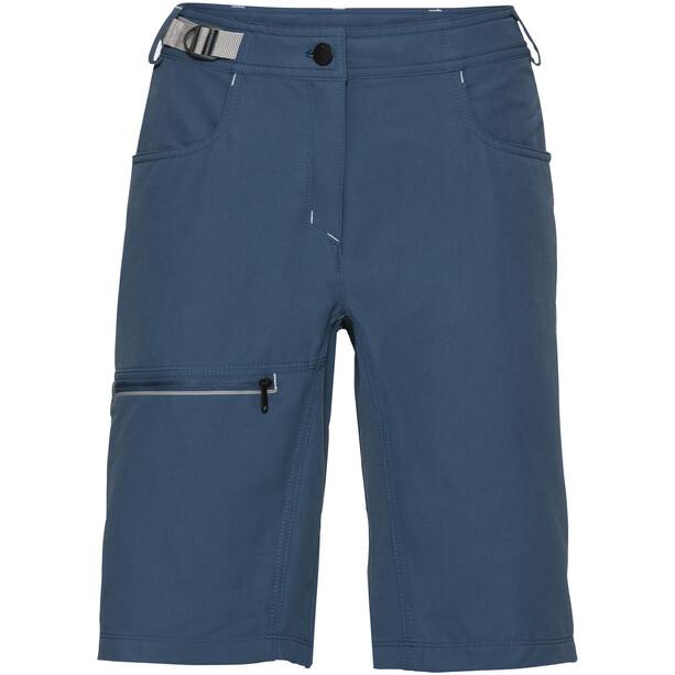 VAUDE Tekoa Shorts Dam fjord blue